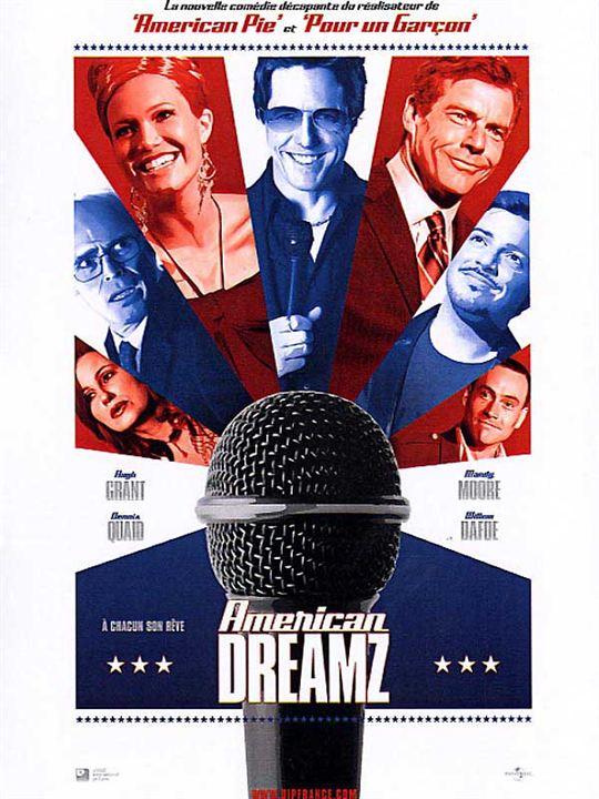 affiche du film american dreamz affiche 1 sur 2 allocin. Black Bedroom Furniture Sets. Home Design Ideas