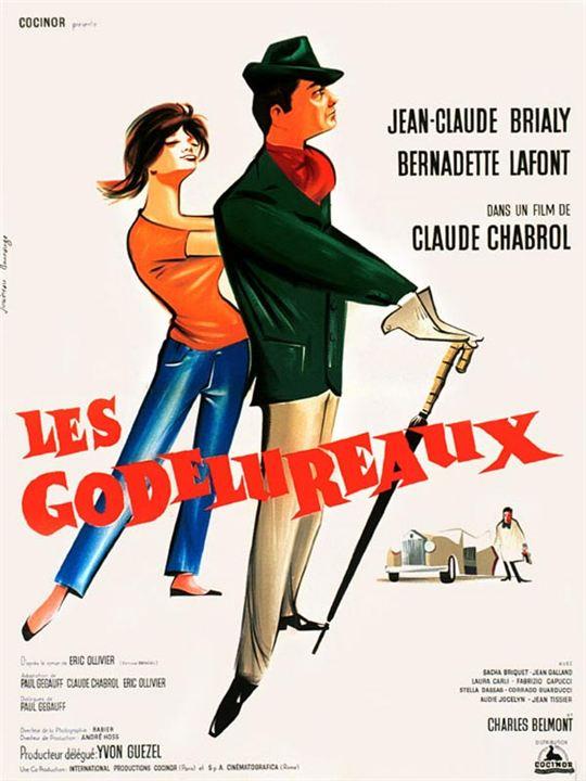 Les Godelureaux : Affiche