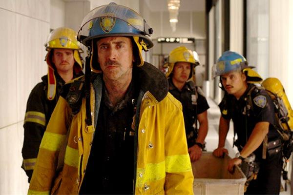 World Trade Center : Photo Michael Peña, Nicolas Cage, Oliver Stone