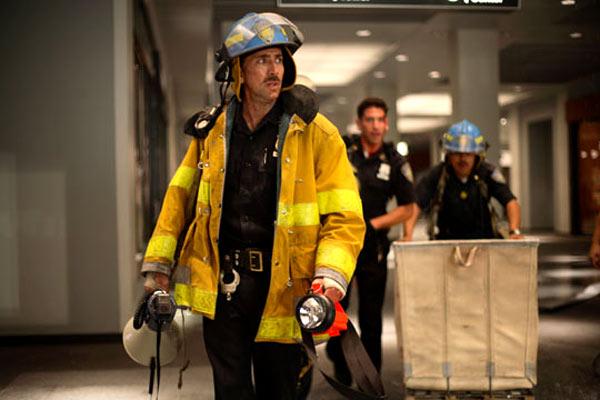 World Trade Center : Photo Nicolas Cage, Oliver Stone