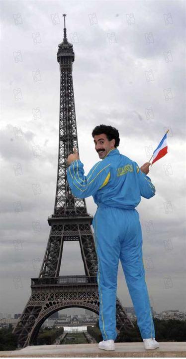 Borat, leçons culturelles sur l'Amérique au profit glorieuse nation Kazakhstan : Photo Larry Charles, Sacha Baron Cohen