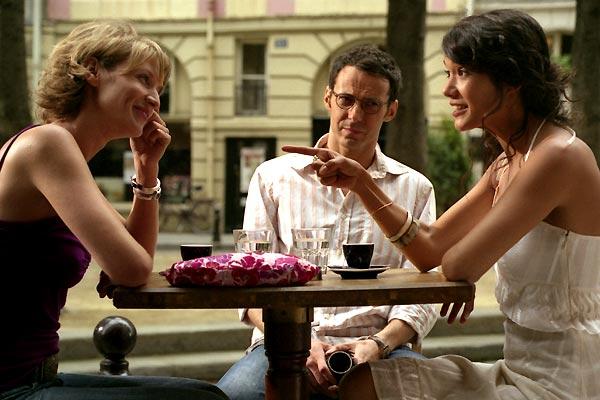 On va s'aimer : Photo Alexandra Lamy, Julien Boisselier, Mélanie Doutey