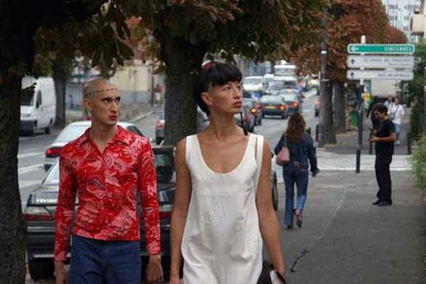 Exes : Photo Grégoire Colin, Martin Cognito, Sylviane Combes