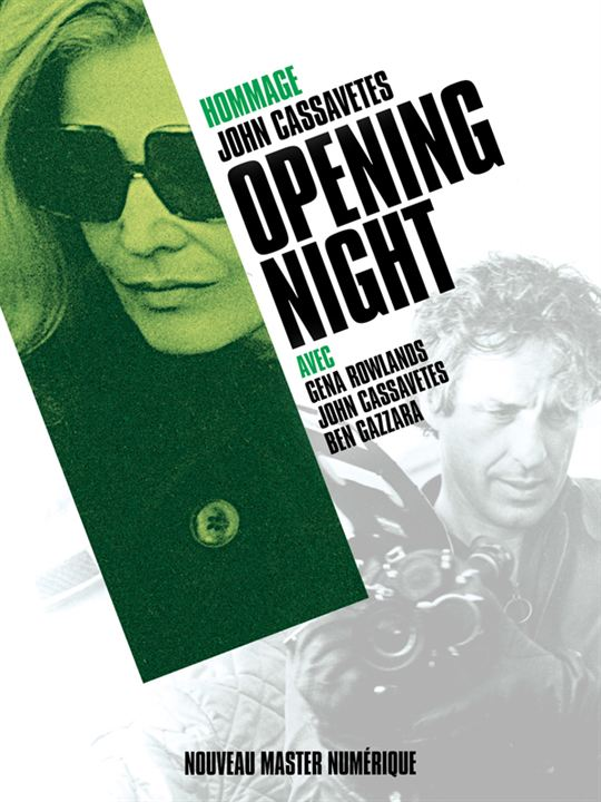 Opening Night : Affiche