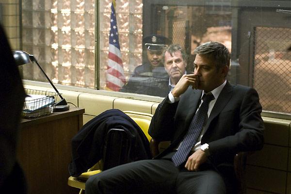 Michael Clayton : Photo George Clooney, Tom Wilkinson, Tony Gilroy