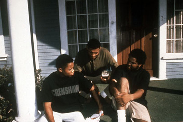 Boyz'n the Hood, la loi de la rue : Photo Cuba Gooding Jr., Ice Cube, John Singleton, Morris Chestnut
