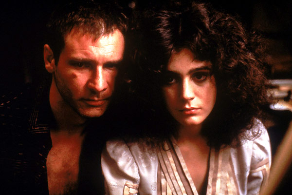Blade Runner : Photo Harrison Ford, Sean Young