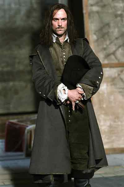 Molière : Photo Laurent Tirard