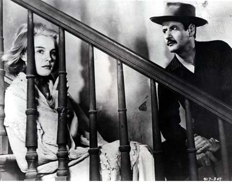 La Poupée de chair : Photo Carroll Baker, Eli Wallach, Elia Kazan