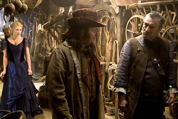 Stardust, le mystère de l'étoile : Photo Claire Danes, Matthew Vaughn, Ricky Gervais, Robert De Niro