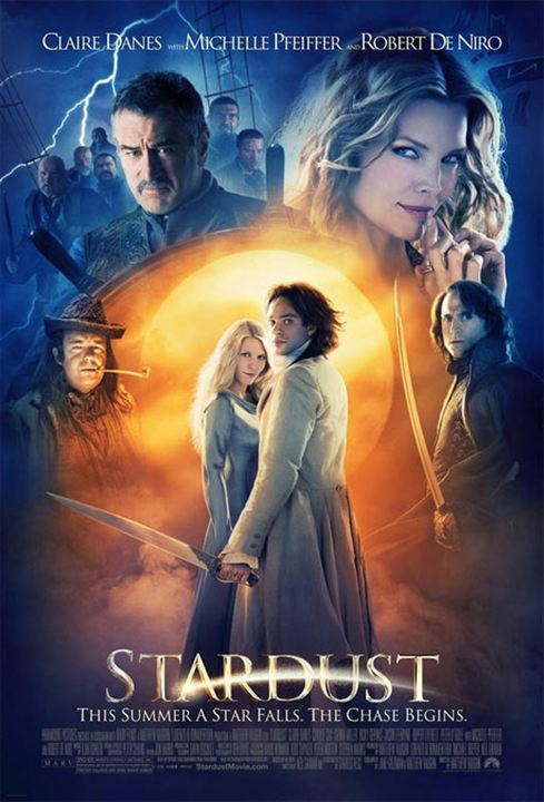 Stardust, le mystère de l'étoile : Affiche Matthew Vaughn