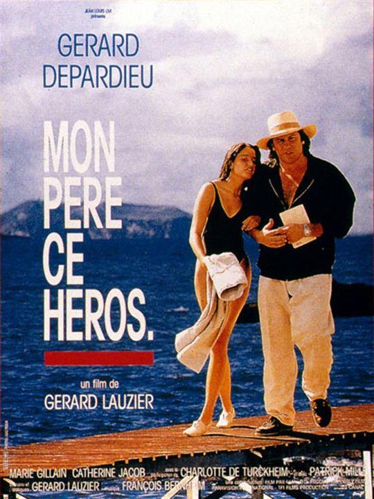 Mon père ce héros : affiche