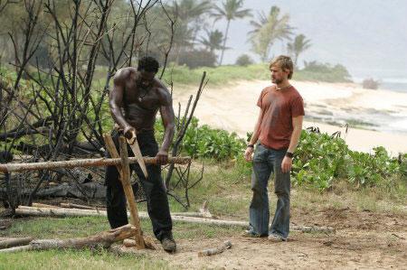 Lost, les disparus : Photo Adewale Akinnuoye-Agbaje, Dominic Monaghan