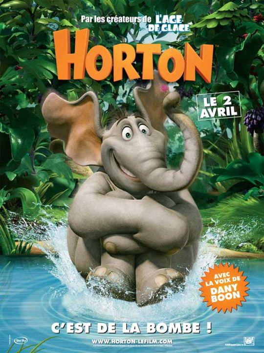 Horton : Affiche Jimmy Hayward, Steve Martino