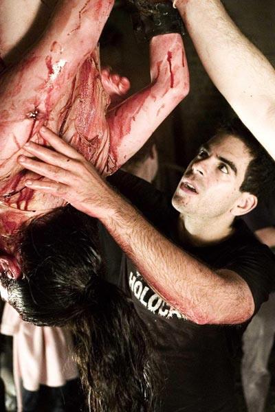 Hostel - Chapitre II : Photo Eli Roth