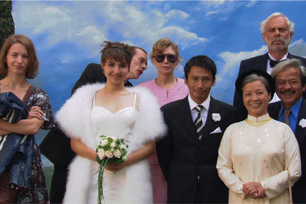 Mon frère se marie : Photo Aurore Clément, Cyril Troley, Jean-Luc Bideau, Jean-Stéphane Bron