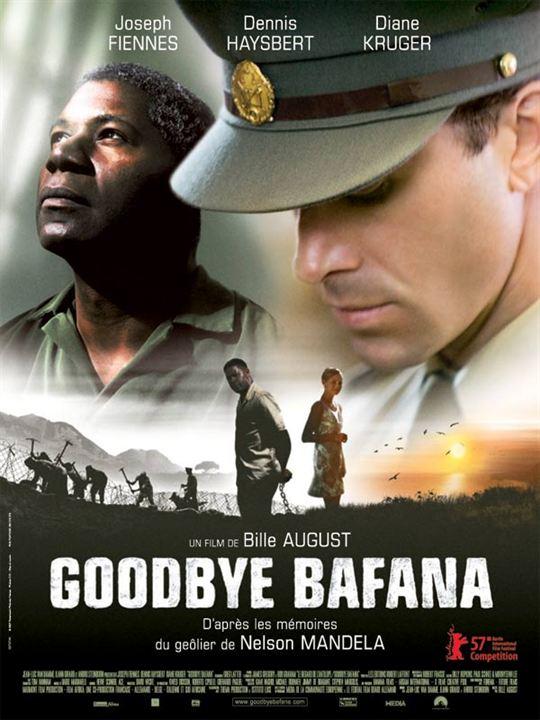 Goodbye Bafana : Affiche Bille August