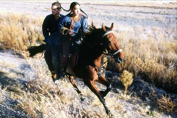 Nomad : Photo Ayana Yesmagambetova, Ivan Passer, Kuno Becker, Talgat Temenov