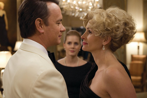 La Guerre selon Charlie Wilson : Photo Amy Adams, Julia Roberts, Tom Hanks