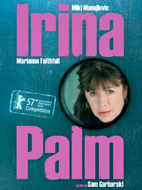 Irina Palm : affiche Marianne Faithfull, Sam Garbarski