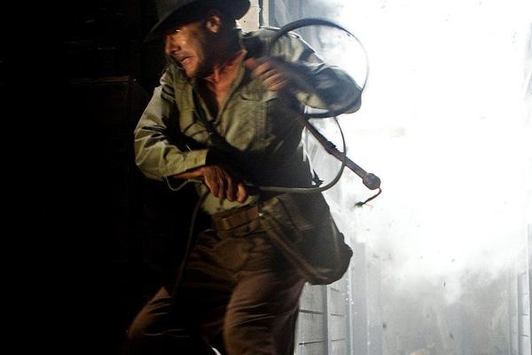 Indiana Jones et le Royaume du Crâne de Cristal : Photo Harrison Ford