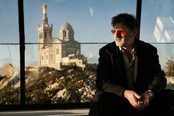 MR 73 : Photo Daniel Auteuil, Olivier Marchal