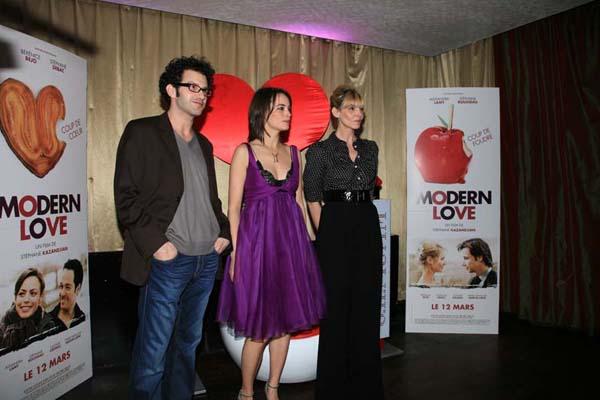 Modern Love : Photo Bérénice Bejo, Clotilde Courau, Stéphane Kazandjian