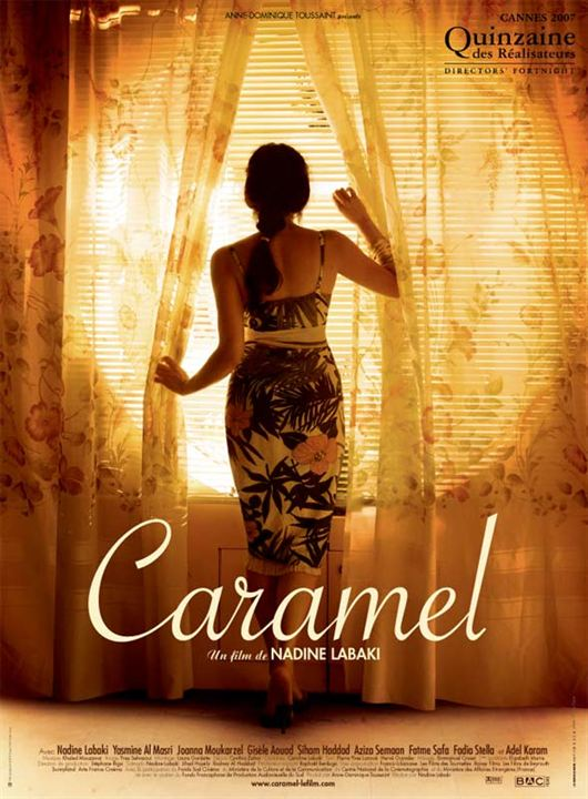 Caramel : Affiche Nadine Labaki