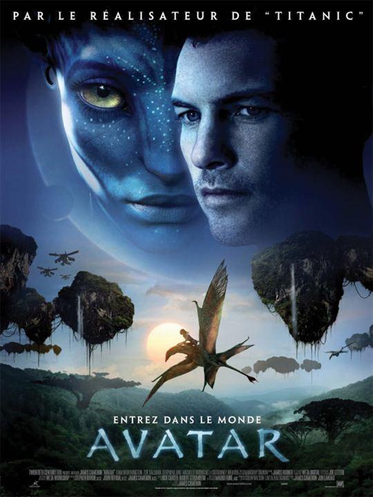 Avatar : Affiche