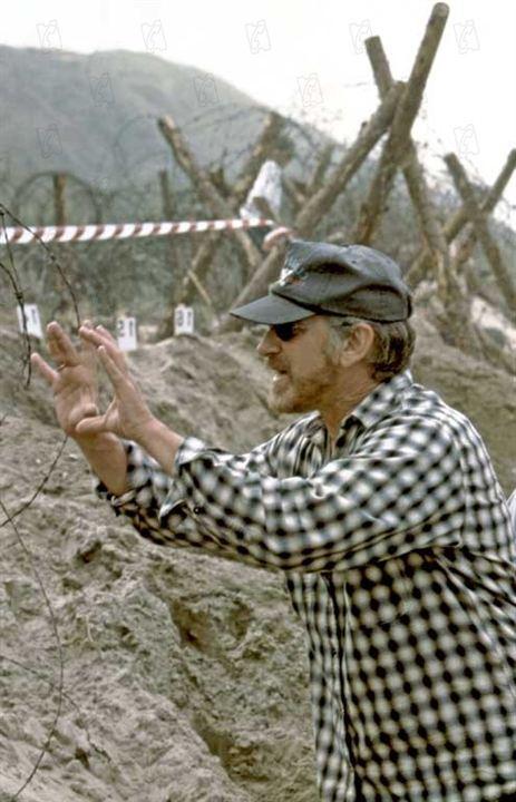 Il faut sauver le soldat Ryan : Photo Steven Spielberg