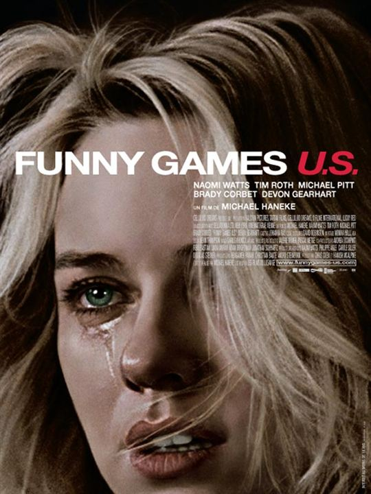 Funny Games U.S. : Affiche