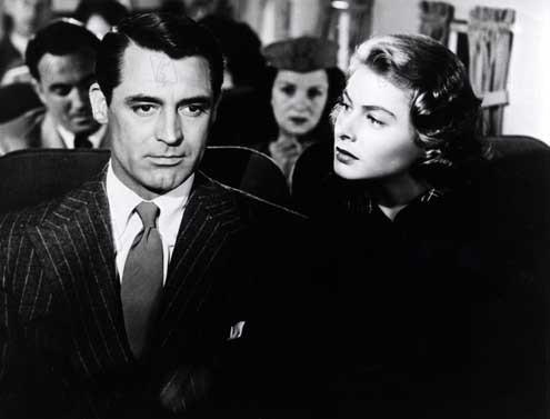Les Enchaînés : Photo Cary Grant, Ingrid Bergman
