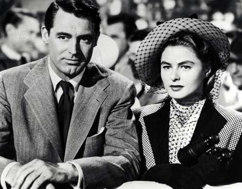 Les Enchaînés : Photo Cary Grant, Ingrid Bergman
