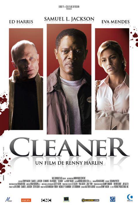 Cleaner : Affiche