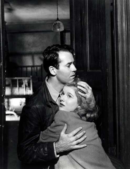 The Long Night : Photo Anatole Litvak, Barbara Bel Geddes, Henry Fonda