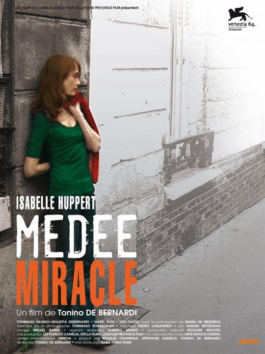 Médée Miracle : affiche