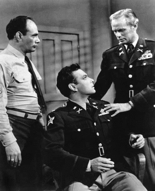 La Chute des héros : Photo Karl Malden, Martin Balsam, Richard Widmark