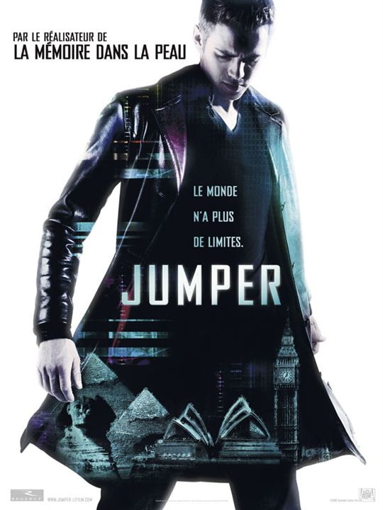 Jumper : Affiche