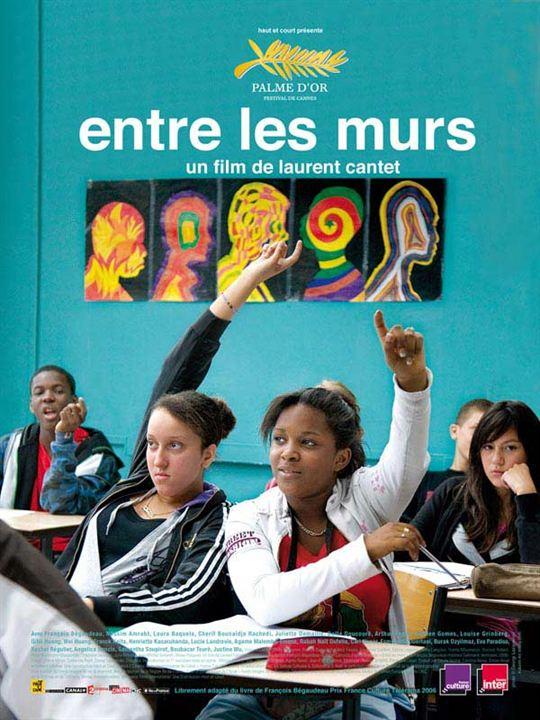 Entre les murs : Affiche François Bégaudeau
