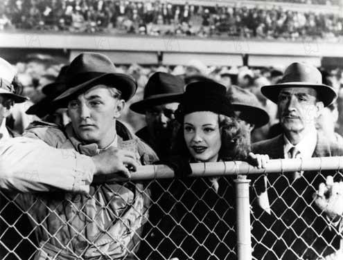 La Griffe du passé : Photo Jacques Tourneur, Jane Greer, Robert Mitchum
