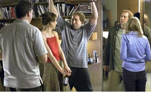 Adaptation. : Photo Nicolas Cage, Spike Jonze