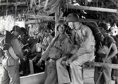 Guadalcanal : Photo Anthony Quinn, Lewis Seiler