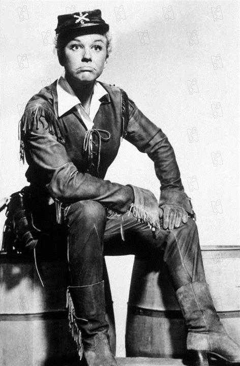 Calamity Jane : Photo David Butler, Doris Day