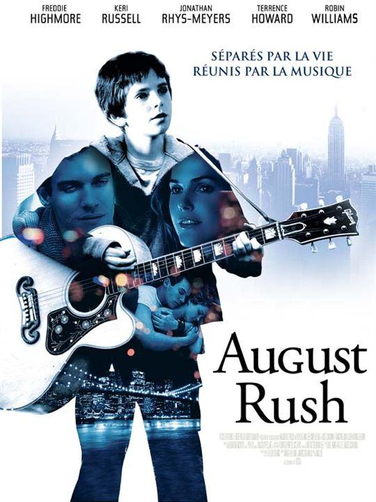 August Rush : Affiche