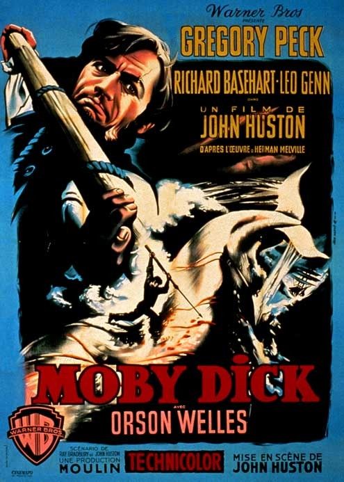 Moby Dick : Photo John Huston