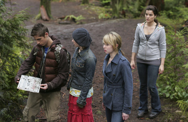 Kyle XY : Photo Jaimie Alexander, Jean-Luc Bilodeau, Kirsten Prout, Magda Apanowicz