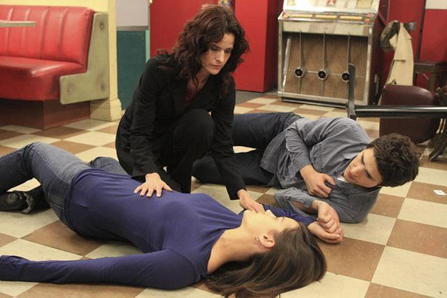 Kyle XY : Photo Ally Sheedy, Jaimie Alexander, Matt Dallas