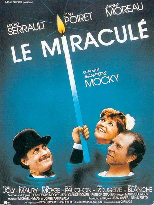 Le Miraculé : Affiche