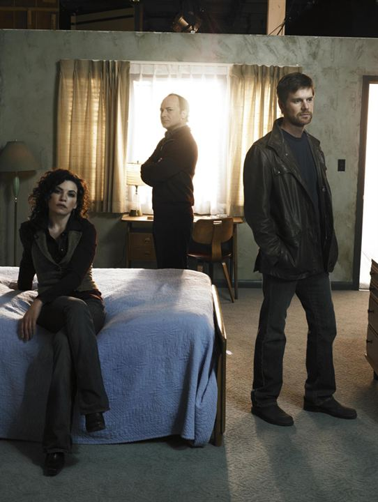 The Lost Room : Photo Julianna Margulies, Kevin Pollak, Peter Krause