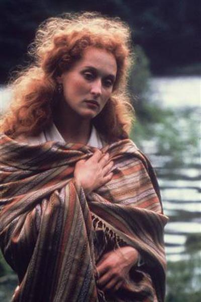 La Maitresse du lieutenant francais : Photo Karel Reisz, Meryl Streep